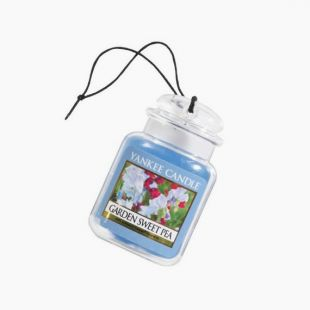 Yankee Candle Ultimate Car Jar Garden Sweet Pea