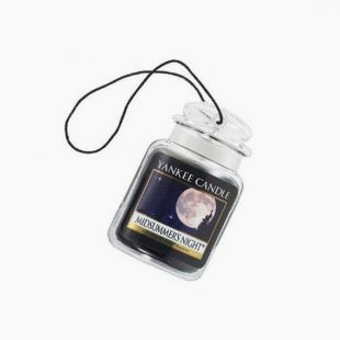 Yankee Candle Ultimate Car Jar Midsummer's Night