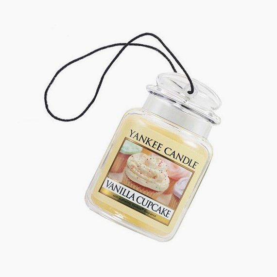 Yankee Candle Ultimate Car Jar Vanilla Cupcake