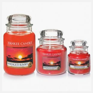 Yankee Candle Jarres Serengeti Sunset