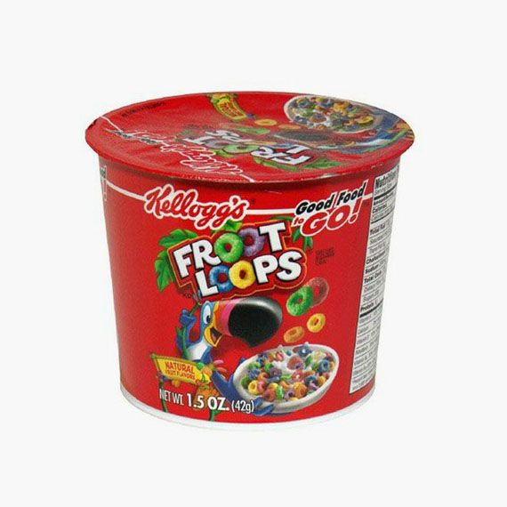 Froot Loops Cup
