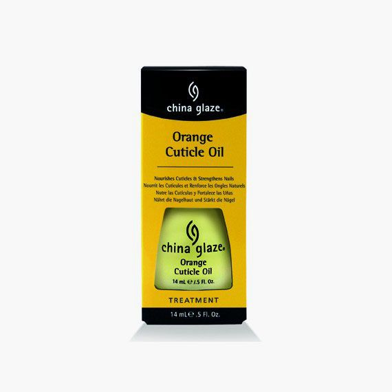 Orange Cuticle Oil