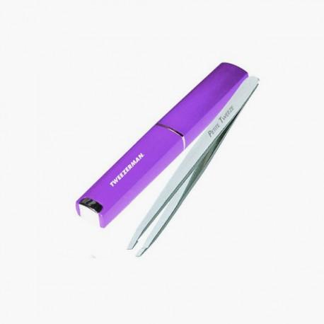 2 violet large double bow clips pour chaussures-autres couleurs sur demande