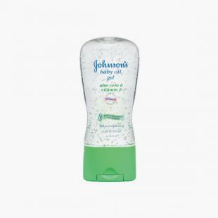 Johnson baby oil Gel aloe vera