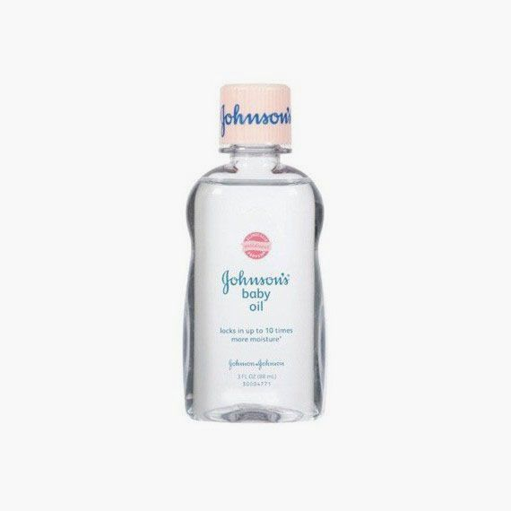 Johnson Baby Oil Format Voyage