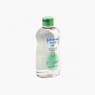 Johnson Baby oil Aloé Vera 414ml