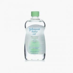 Johnson Baby oil Aloé Vera 20 Fl