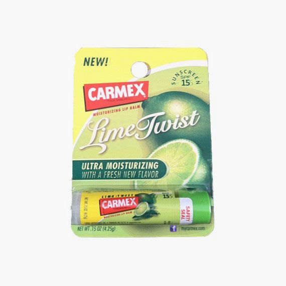 Carmex lime Twist