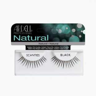 Faux Cils Natural SCANTIES BLACK