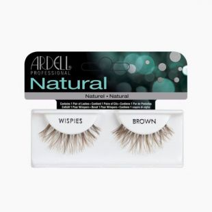 Faux Cils Natural WISPIES BROWN