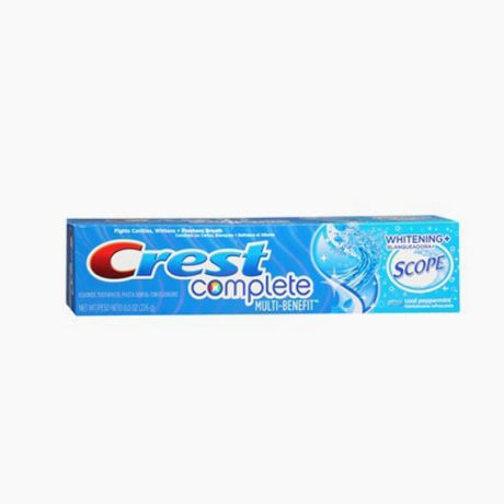 Crest Complete Scope Peppermint