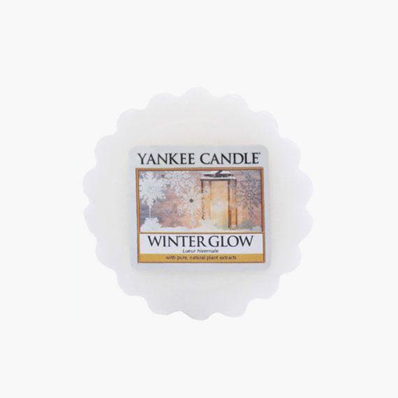 Winter Glow Tartelette Yankee Candle