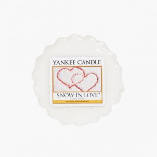Snow in Love Tartelette Yankee Candle
