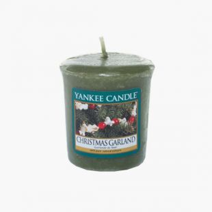 Yankee Candle Christmas Garland Votive