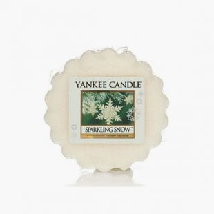 Sparkling Snow Tartelette Yankee Candle