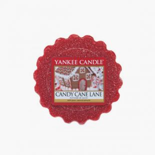 Candy Cane Lane Tartelette Yankee Candle