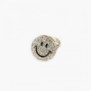Bague smiley