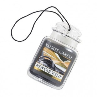 New Car Scent Ultimate Car Jar Yankee Candle