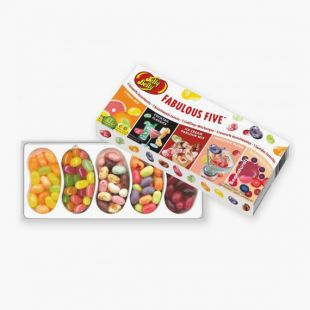 Jelly Belly Fabulous Five