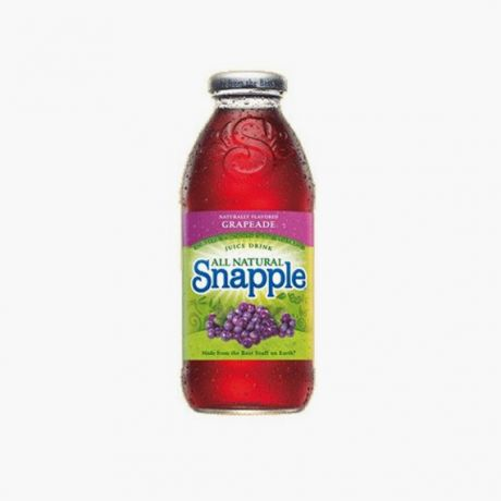 Snapple Grapeade Raisin