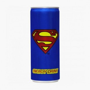 Energy Drink Superman