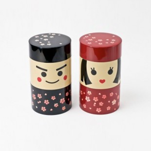 Tea Box Ichiro & Hanako