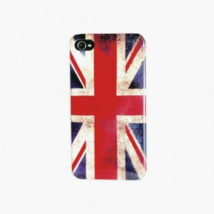 Case Uk vintage flag iphone