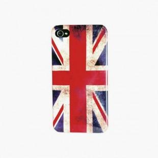 Case Uk vintage flag iphone