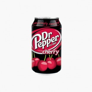 Dr Pepper Cherry Avengers