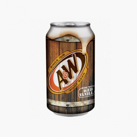 A&W Rootbeer Aged Vanilla