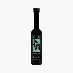 HUILE D'Olive de californie ail et basilic