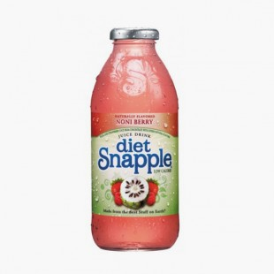 Snapple Noni Berry Diet