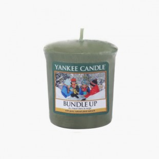 Yankee Candle Bundle Up Votive