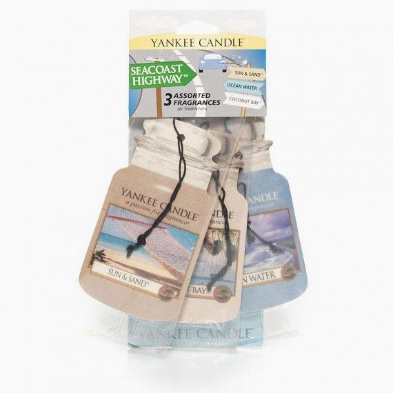 Yankee Candle seacoast highway bonus pack