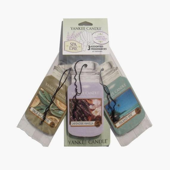 Yankee Candle spa day bonus pack