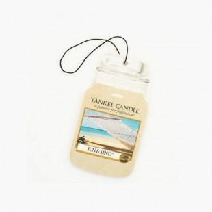 Yankee Candle Sun & Sand Classic Car Jar