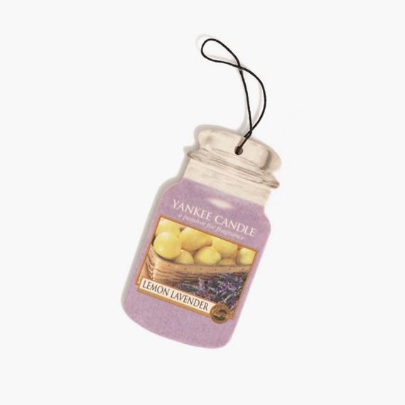 Yankee Candle Lemon Lavender Classic Car Jar
