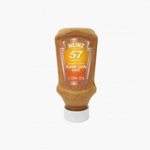 Flamin' Cajun Sauce Heinz