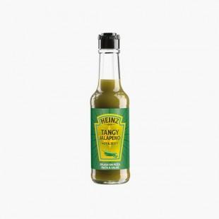 Tangy Jalapeño Hot Sauce