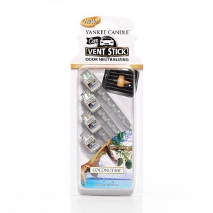 Coconut Bay Vent Stick Neutraliseur Yankee Candle