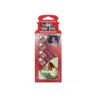 Cranberry Pear Vent Stick Neutraliseur Yankee Candle