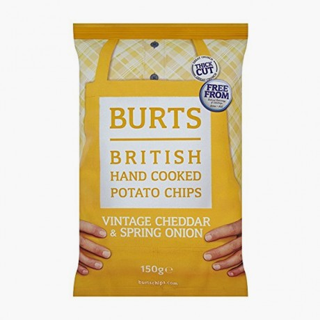 Vintage Cheddar & Spring Onions Chips