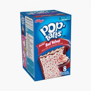 Pop Tarts Red Velvet