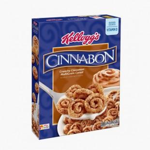 Cinnabon Kellogg's