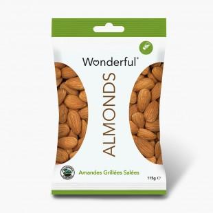 Wonderful Almonds Amandes Grillées & Salées