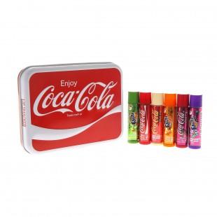 Lip Smacker Coffret Coca Cola Classic