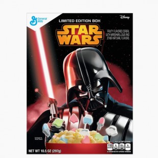 Star Wars Charms Cereales