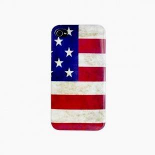 Case USA vintage flag iphone