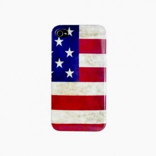 Case US vintage flag iphone