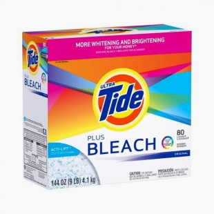 Ultra Tide plus Bleach